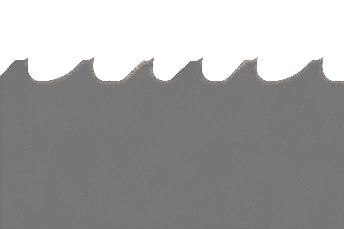 Lama a nastro bimetallica M42 Profil